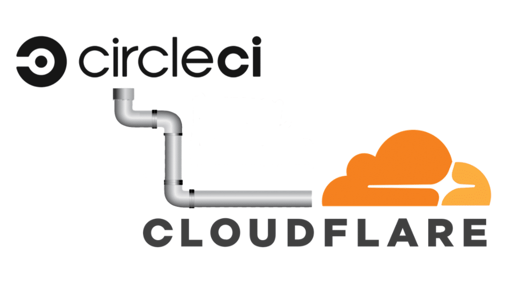 trigger cloudflare worker from circleci
